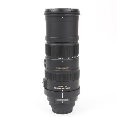 Used Sigma 150-500mm f5-6.3 DG OS HSM - Canon fit