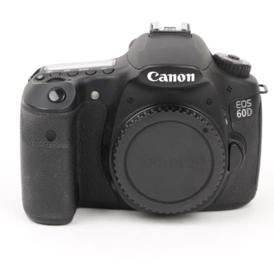 Used Canon EOS 60D Digital SLR Camera Body