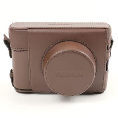 Used Fujifilm X100F BLC-X100F Full Premium Case (Brown)