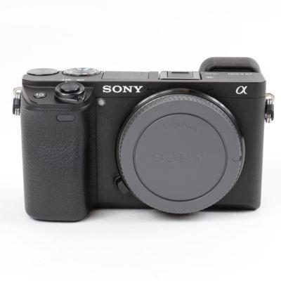 Used Sony Alpha A6300 Digital Camera Body