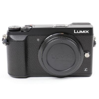 Used Panasonic Lumix DMC-GX80 Digital Camera Body