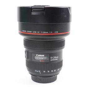 Used Canon EF 11-24mm f4L USM Lens