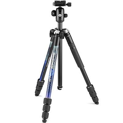 Manfrotto Element MII Aluminium Tripod Kit - Blue