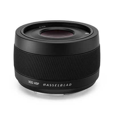 Hasselblad 45mm f4 P XCD Lens