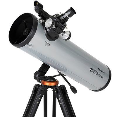 Celestron StarSense Explorer DX 130 App-Enabled Reflector Telescope