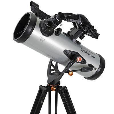 Image of Celestron StarSense Explorer LT 114AZ App-Enabled Reflector Telescope
