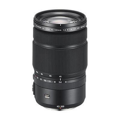 Fujifilm GF 45-100mm f4 R LM OIS WR Lens