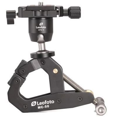 Image of Leofoto Multipurpose Clamp MC-50+MTB-19