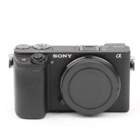 Used Sony A6400 Digital Camera Body