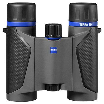 Zeiss Terra ED Pocket T* 10x25 Binoculars - Black