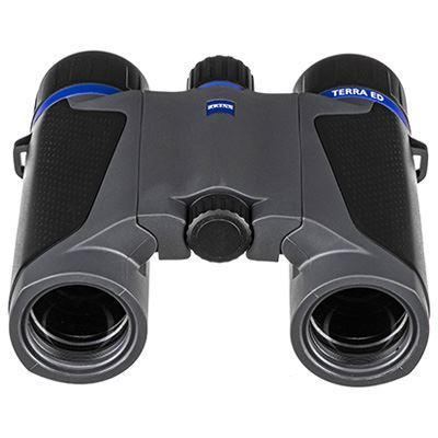 Zeiss Terra ED Pocket T* 8x25 Binoculars - Black