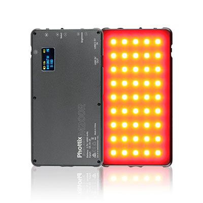 Phottix M200R RGB LED Light and Powerbank