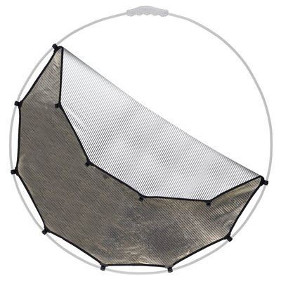 Accessories Lastolite HaloCompact Cover 82cm - Sunlite / Soft Silver