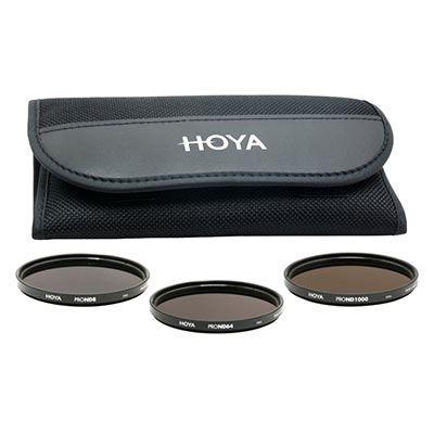 Hoya 49mm Pro ND Kit - ND8/64/1000