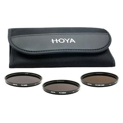 Hoya 52mm Pro ND Kit - ND8/64/1000