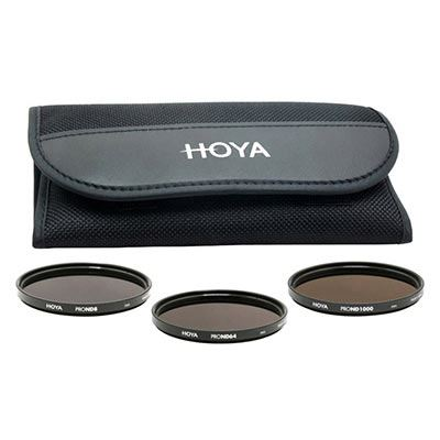 Hoya 67mm Pro ND Kit - ND8/64/1000