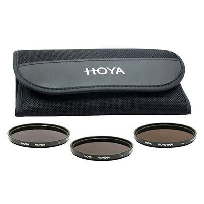 Hoya 82mm Pro ND Kit - ND8/64/1000