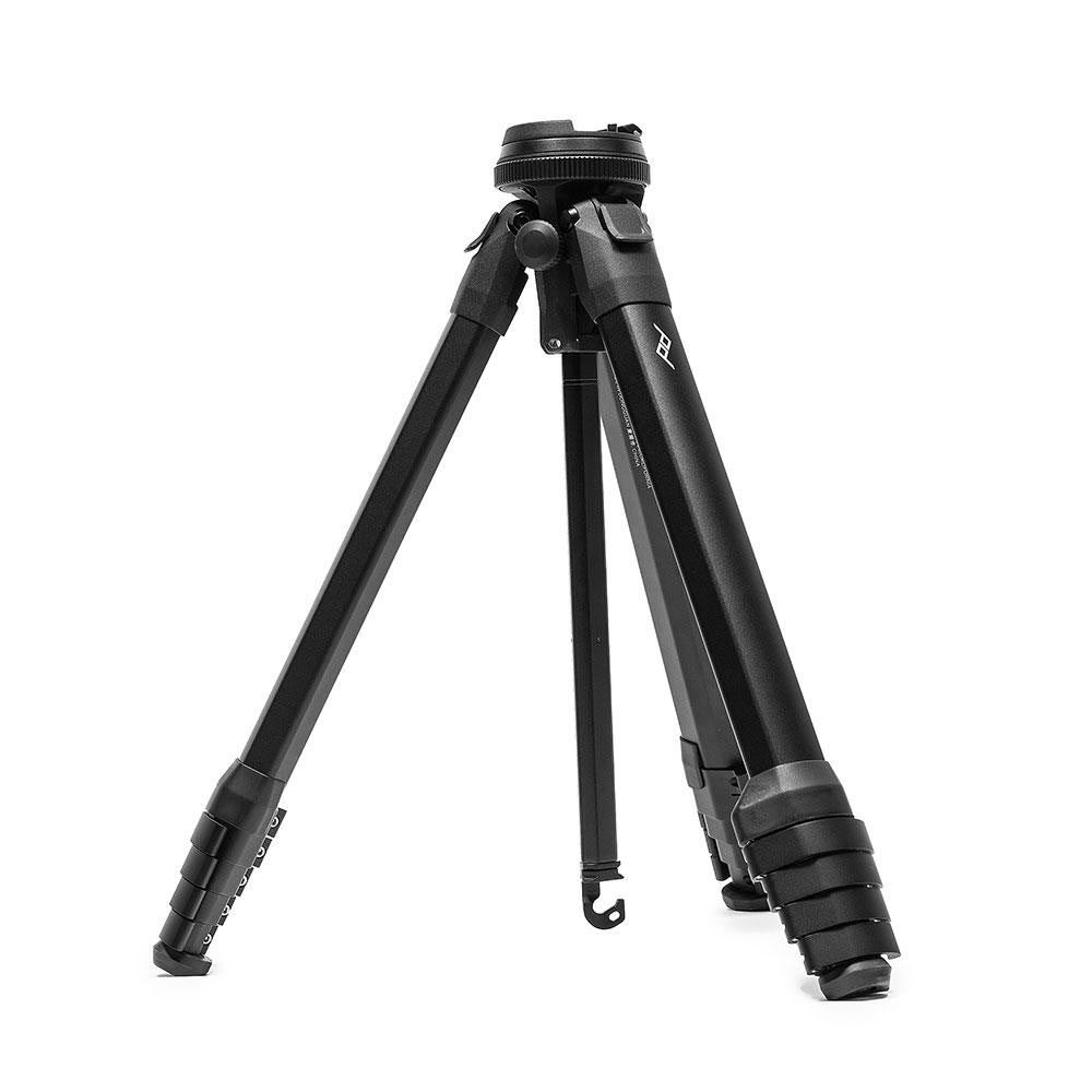 Image of Peak Design Travel Tripod - Aluminium