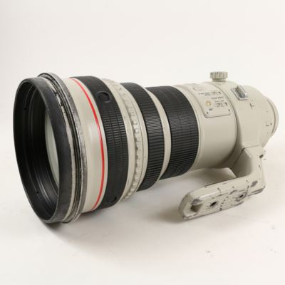 Used Canon EF 400mm f2.8 L IS USM Lens