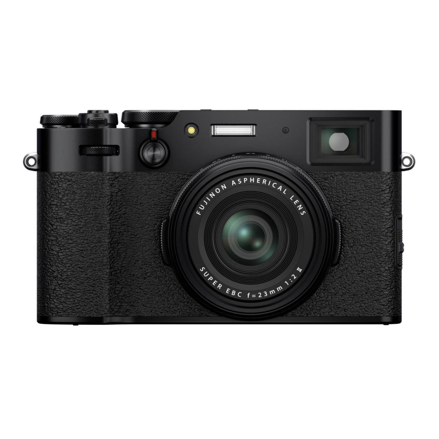 Image of Used Fujifilm X100V Digital Camera - Black