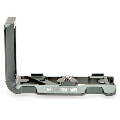 Image of 3 Legged Thing Zayla L Bracket For Nikon Z50 - Grey