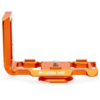 3 Legged Thing Zayla with Peak Design Capture Base - Copper