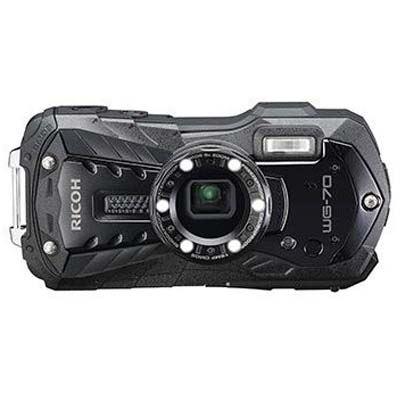 Ricoh WG-70 Digital Camera – Black
