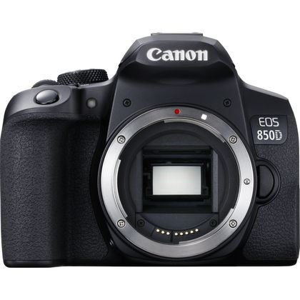 Image of Canon EOS 850D Digital SLR Camera Body
