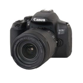 Canon EOS 850D Digital SLR Camera with 18-135mm IS USM Lens
