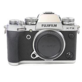Used Fujifilm X-T3 Digital Camera Body - Silver