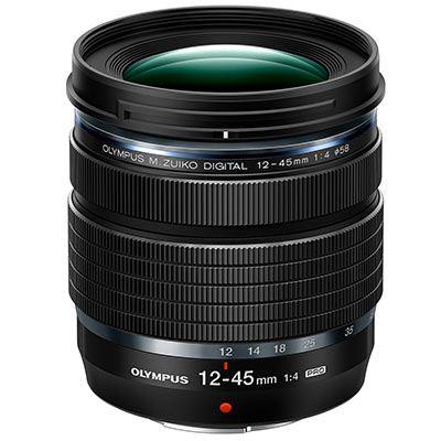 Olympus M.Zuiko Digital ED 12-45mm f4 PRO Lens