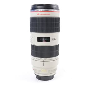 Used Canon EF 70-200mm f2.8 L IS II USM Lens