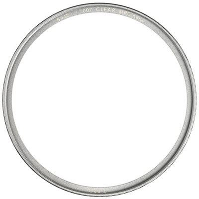B+W 86mm T-Pro 007 Clear Protection Filter