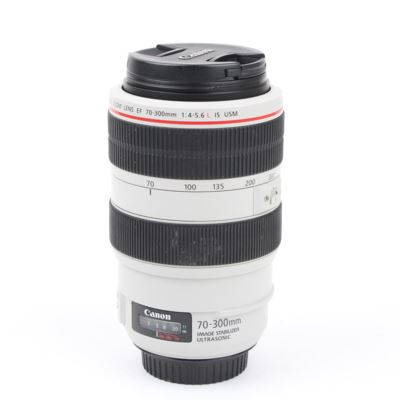 Used Canon EF 70-300mm f4-5.6 L IS USM Lens