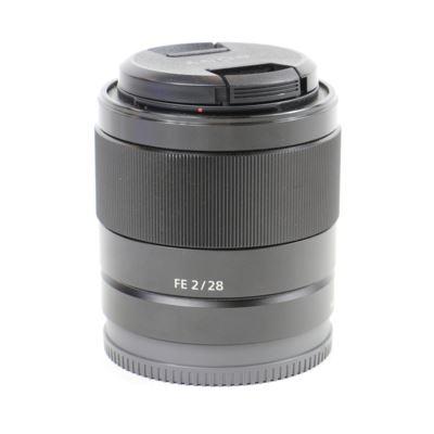 Used Sony FE 28mm f2 Lens
