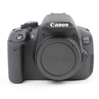 Used Canon EOS 700D Digital SLR Camera Body