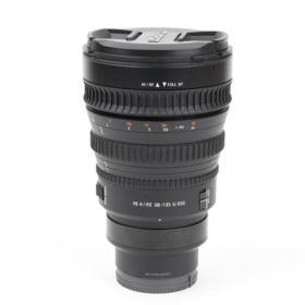 Used Sony FE 28-135mm f4 G PZ OSS Lens