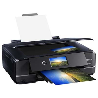 Image of Epson Expression Photo XP-970 Inkjet Printer
