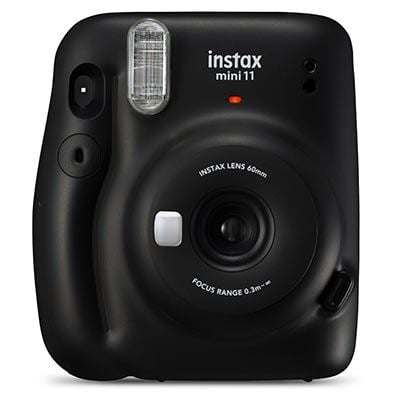 Image of Fujifilm Instax Mini 11 Instant Camera - Charcoal Gray