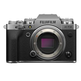 Fujifilm X-T4 Body - Silver
