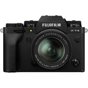 Fujifilm X-T4 with XF 18-55mm Lens