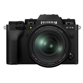 Fujifilm X-T4 with XF 16-80mm Lens