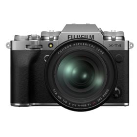 Fujifilm X-T4 with XF 16-80mm Lens