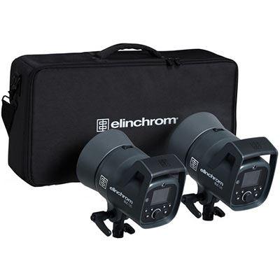 Image of Elinchrom ELC 125 / 125 TTL To Go Set