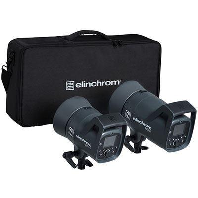 Image of Elinchrom ELC 125 / 500 TTL To Go Set