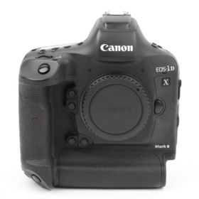 Used Canon EOS-1D X Mark II Digital SLR Camera Body