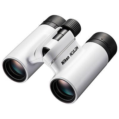 Nikon Aculon T02 8x21 Binoculars - White