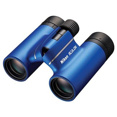 Nikon Aculon T02 8x21 Binoculars - Blue