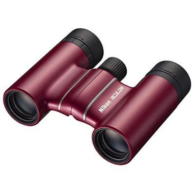 Nikon Aculon T02 8x21 Binoculars - Red