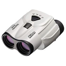Nikon Sportstar Zoom 8-24×25 Binoculars - White